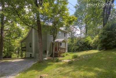 Boone Single Family Home Under Contract - Show: 648 Frank Lewis Road