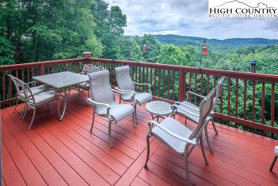 Beech Mountain NC Single Family Home For Sale: $365,000