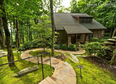 Banner Elk Single Family Home Active Under Contract: 32 Grove Lane