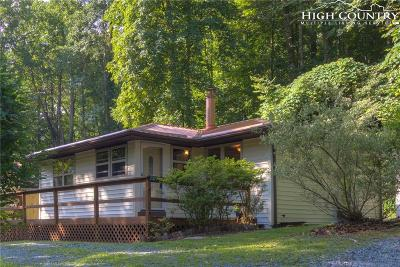 Banner Elk Single Family Home Under Contract - Show: 2327 Broadstone Road