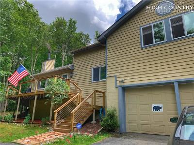 Beech Mountain NC Single Family Home For Sale: $339,000