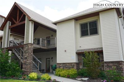 Banner Elk Condo/Townhouse For Sale: 462 Penny Lane #1A