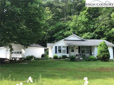 Boone Single Family Home For Sale: 5166 Old 421 Highway