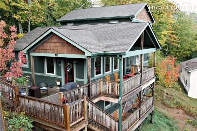Blowing Rock Single Family Home Under Contract - Show: 1471 Sorrento