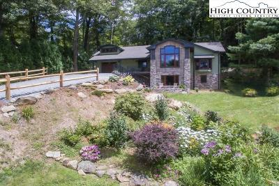 Blowing Rock Single Family Home For Sale: 156 Green Street