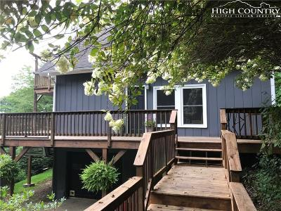 Blowing Rock Single Family Home For Sale: 6959 Jewelweed Lane