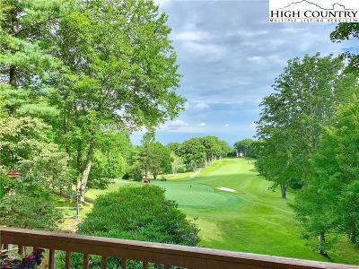Beech Mountain Single Family Home Under Contract - Show: 105 Putter Point