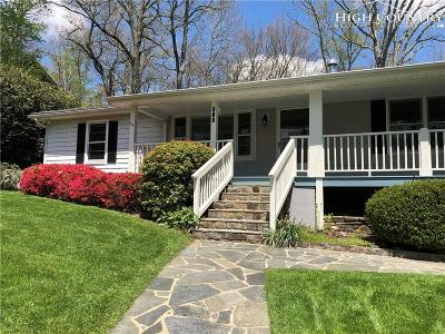 Blowing Rock Single Family Home For Sale: 178 Birch Street