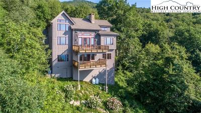 Blowing Rock Single Family Home For Sale: 175 Huckleberry Lane