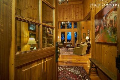 Boone NC Single Family Home For Sale: $1,895,000