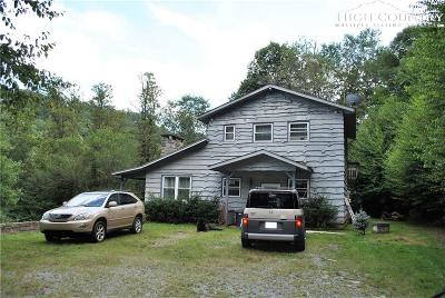 Boone NC Single Family Home For Sale: $349,900