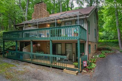 Banner Elk Condo/Townhouse Under Contract - Don't Show: 157 S Slope Loop #M4