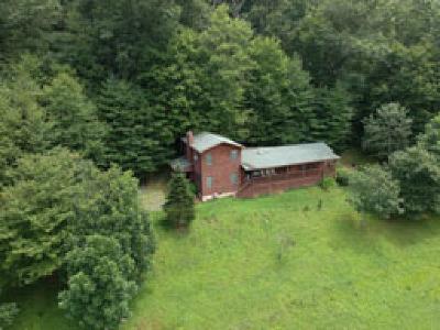Todd Single Family Home For Sale: 2408 Todd Railroad Grade Road
