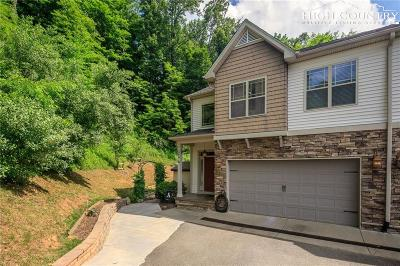 Boone NC Condo/Townhouse For Sale: $315,000