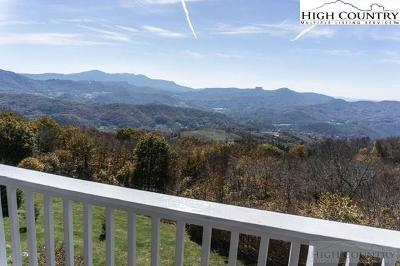 Beech Mountain NC Condo/Townhouse For Sale: $295,000