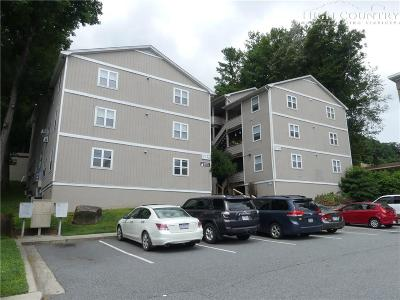 Boone NC Condo/Townhouse Under Contract - Show: $125,000