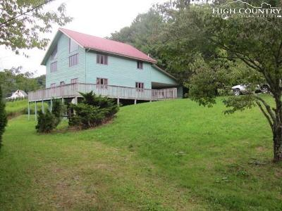 Avery County Single Family Home For Sale: 89 Cynthia Lane