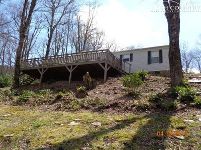 Blowing Rock Single Family Home Under Contract - Don't Show: 509 Leon Coffey Road