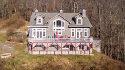 Watauga County Single Family Home For Sale: 399 Harbin Road