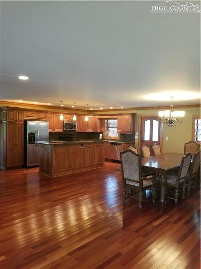 Beech Mountain NC Single Family Home For Sale: $499,000