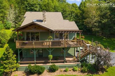 Blowing Rock Single Family Home For Sale: 230 Sorrento Park Drive