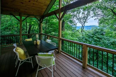 Blowing Rock Single Family Home For Sale: 129 Twisted Laurel