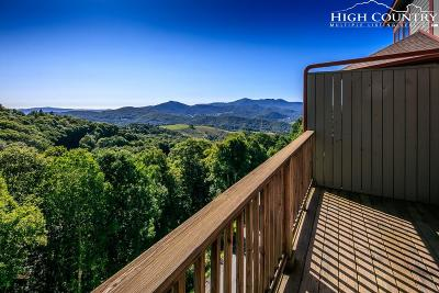 Banner Elk Single Family Home For Sale: 859 White Tail Trail