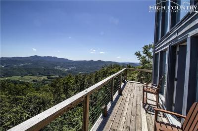 Beech Mountain NC Single Family Home For Sale: $399,000