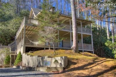 Banner Elk Single Family Home For Sale: 250 Millers Mountain Trail Trail