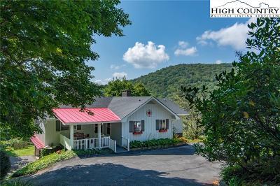 Mountain Glen Single Family Home For Sale: 601 Mountain Glen Drive