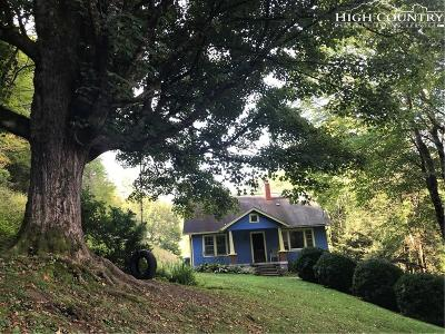 Newland Single Family Home For Sale: 355 Cole Hollow Road