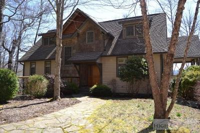 Banner Elk Single Family Home For Sale: 465 Farm Loop Road