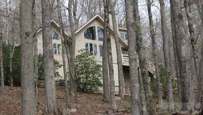 Avery County Single Family Home For Sale: 4003 Woodlands Drive