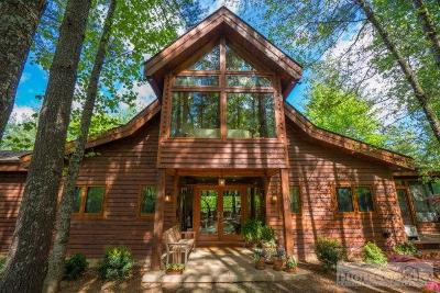 Ashe County Single Family Home For Sale: 154-158 Sessums Lane