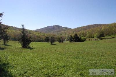 Avery County, Watauga County Residential Lots & Land For Sale: Tbd Woodland Springs Lane