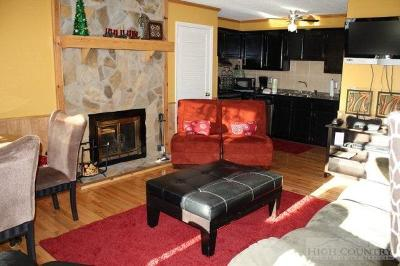 Avery County Condo/Townhouse For Sale: 301 Pinnacle Inn Road #1113