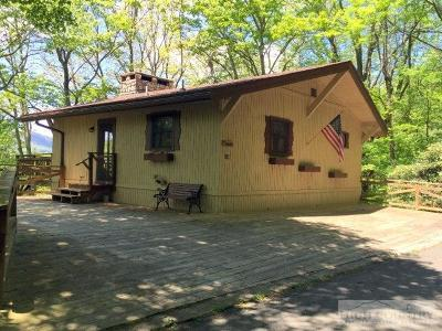 Blowing Rock Single Family Home For Sale: 336 Holly Lane