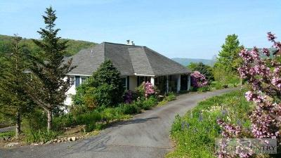 Avery County Single Family Home Under Contract - Show: 179 Valley High Lane