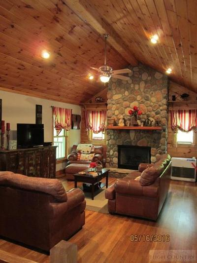 Vilas Single Family Home For Sale: 524 Locust Gap Road