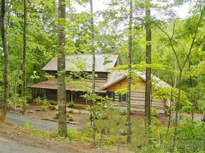 Ashe County Single Family Home For Sale: 621 Homestead Road