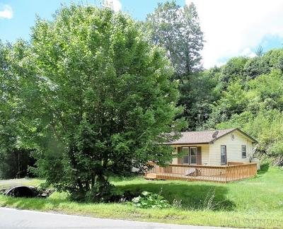 Caldwell County, Alexander County, Watauga County, Ashe County, Avery County, Burke County Single Family Home For Sale: 1199 Claybank Road