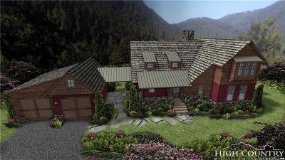 Boone Single Family Home For Sale: 15 Scarlet Oak