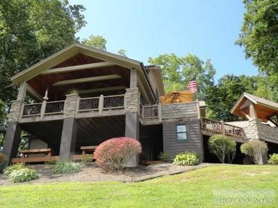 Avery County Single Family Home For Sale: 186 Turbyfill Road