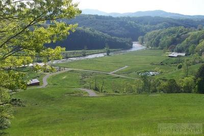 Ashe County Residential Lots & Land For Sale: Tdb Riverstone Drive