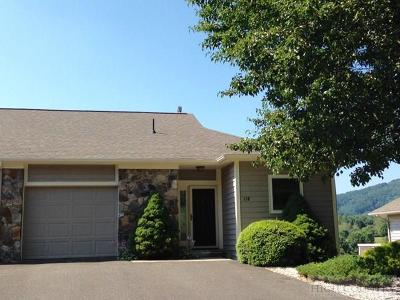 Ashe County Condo/Townhouse For Sale: 158 Fairway View Place #B1