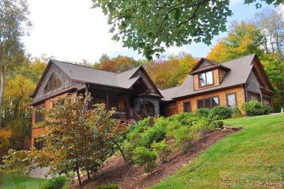 Blowing Rock Single Family Home For Sale: 565 Fieldstone Heights