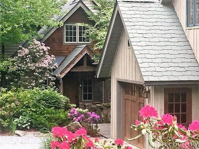Banner Elk Single Family Home For Sale: 63 Laurel Rock Court