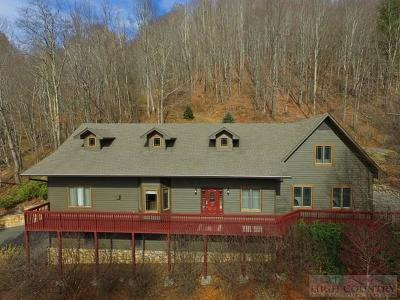 Avery County Single Family Home For Sale: 812 Highland Drive
