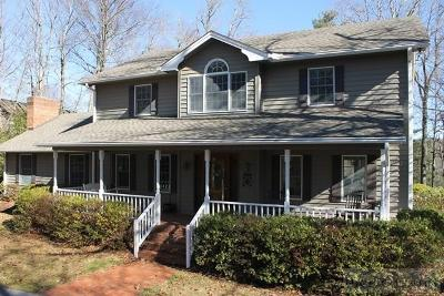 Blowing Rock Single Family Home For Sale: 292 Mockingbird Lane