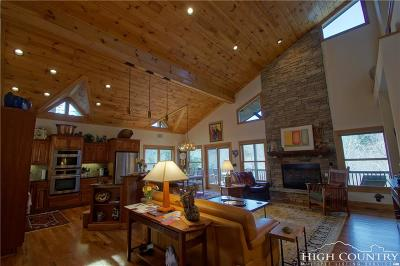Avery County Condo/Townhouse For Sale: 81-A Fawn Trail